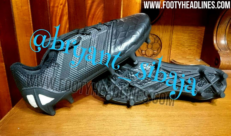 best service 3892f 491a8 Insane Adidas Ace 18 Leather Boost Prototype Leaked - Footy ...
