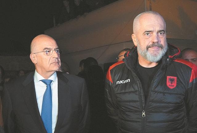 Στην αφετηρία και για ΑΟΖ με Αλβανία