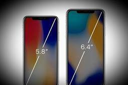 Iphone X Kini Hadir Dengan Layar Lebar