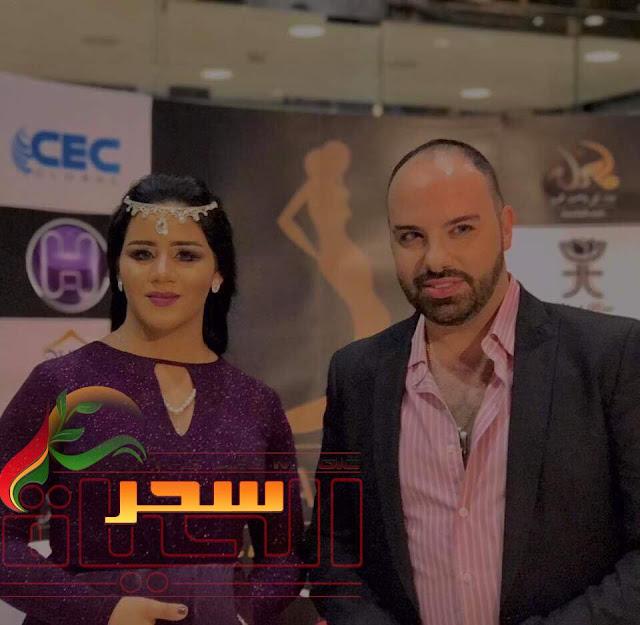 """""""هاجر أحمد """" لايوجد صداقات في الفن إلا بنسبة واحد بالمئة وأتمنى أن أتزوج وأنجب طفل يكون لي سند للحياة"""