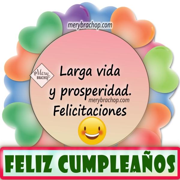 Mensajes cristianos cortos de cumpleaños bendecido para amigo, amiga, hermana, hija, hijo, frases de cumpleaños con imágenes por Mery Bracho.