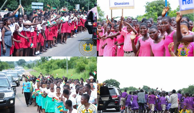 'Free SHS Has Saved Parents Thousands of Cedis' - Vice President Mahamudu Bawumia