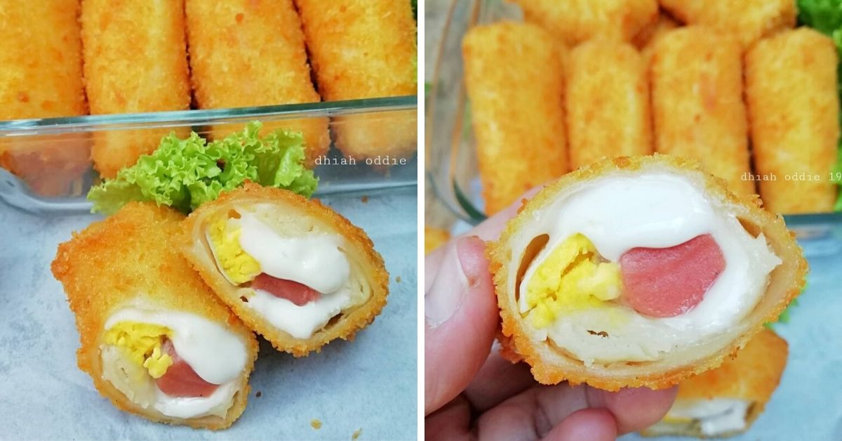Risol Mayo Request Si Kakak Resep Spesial