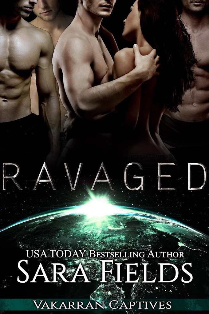 SURPRISE COVER REVEAL PACKET: Ravaged by Sara Fields