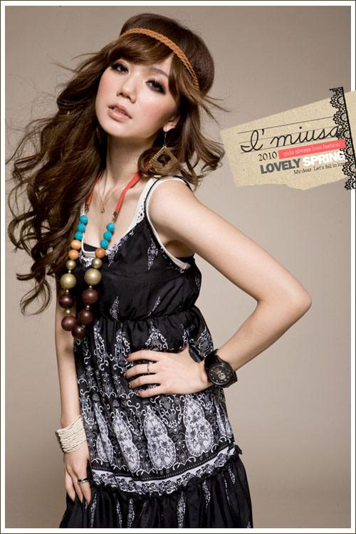 Asian fashion clothing