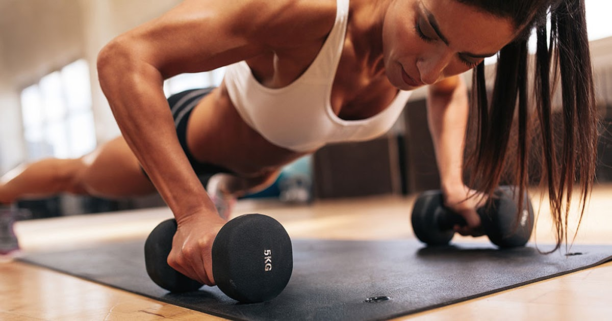 Fitness stuff - cover