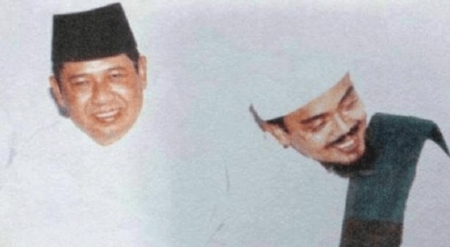 Indonesia Tentram Tanpa Ulah SBY dan Rizieq