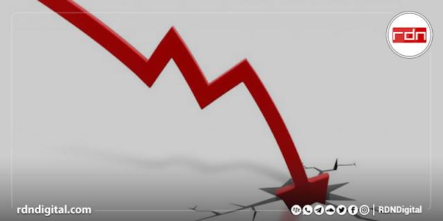 Estiman caída del PIB