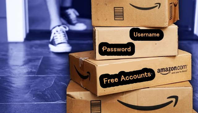 Updated Daily: 70x Accounts Amazon Free 2018