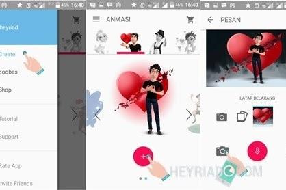 10 Aplikasi Pembuat Animasi 3D Android Terbaik