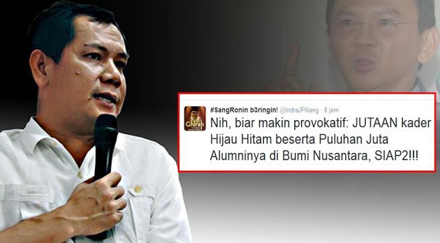 Pengurus Himpunan Mahasiswa Islam Ditangkap, Trainer HMI Ini Ajak Seluruh Kader Bersiap-Siap