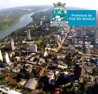 Concurso Prefeitura de Foz do Iguaçu 2018
