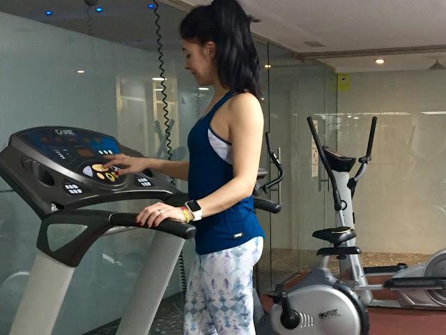 Mi Diario Runner: look para ir al gimnasio, hacer deporte, HUNKEMÖLLER BLOGGER AWARDS