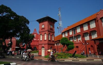 Bangunan Stadhuys, Melaka