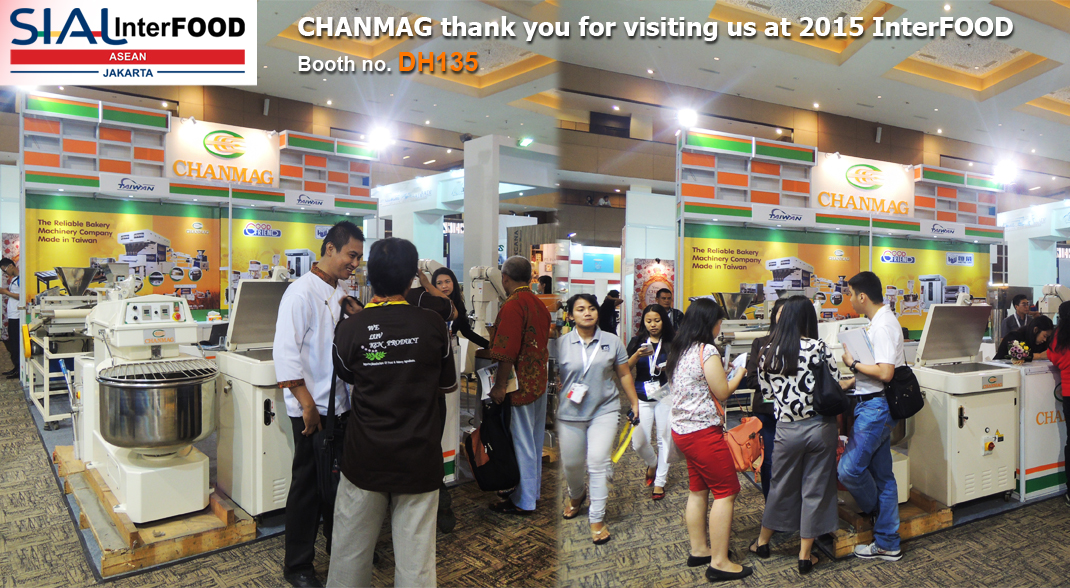 Chanmag Bakery Machine: CHANMAG thank you for visiting us at
