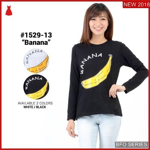 BFO018B29 BAJU Model BLOUSE KAOS Jaman Now ATASAN BMGShop