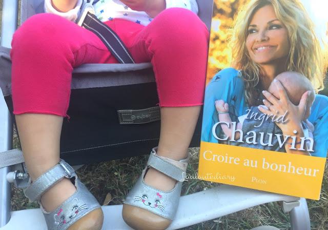 Croire au bonheur, le nouveau témoignage d'Ingrid Chauvin, publié chez les éditions Plon