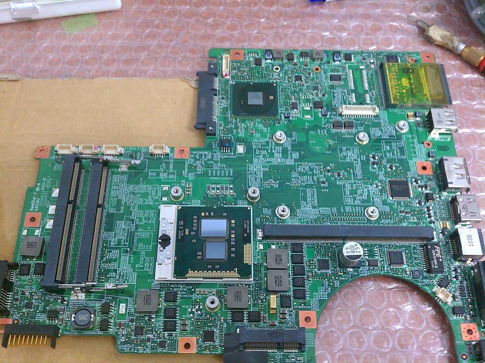 [筆電維修]高雄陳先生微星筆電GE603主機板自動關機~開機沒畫面~開機黑屏~自動關機~開機後斷電掉電~無法安裝 ...