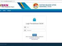 Ini Panduan Lengkap Cara Pendaftaran CPNS Tahun 2018 Melalui SSCN.BKN.GO.ID