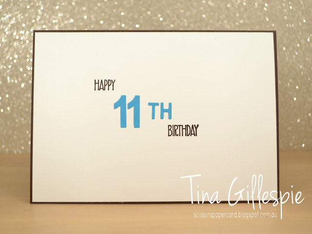 scissorspapercard, Stampin' Up!, Happy Birthday Gorgeous, Sunshine Sayings, Little Numbers Thinlits