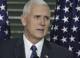 Vice President Pence: White House 'Evaluating' President Obama's Iran Nuclear Deal