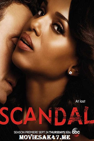 Scandal Season 7 Complete Download 480p HDTV 200MB 720p x265