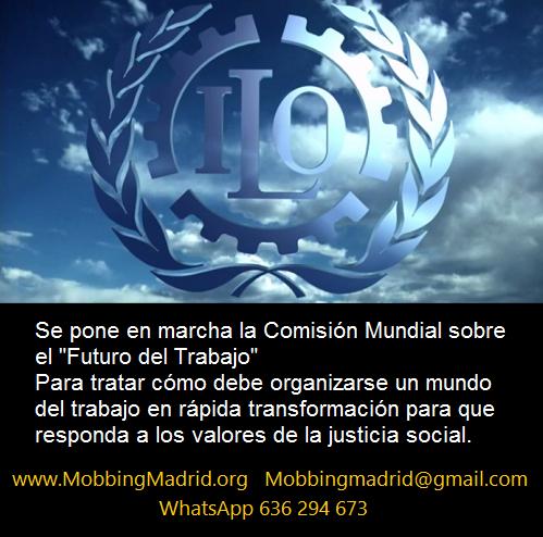 OIT: Comisión Mundial sobre el Futuro del Trabajo, que responda a los valores de la justicia social