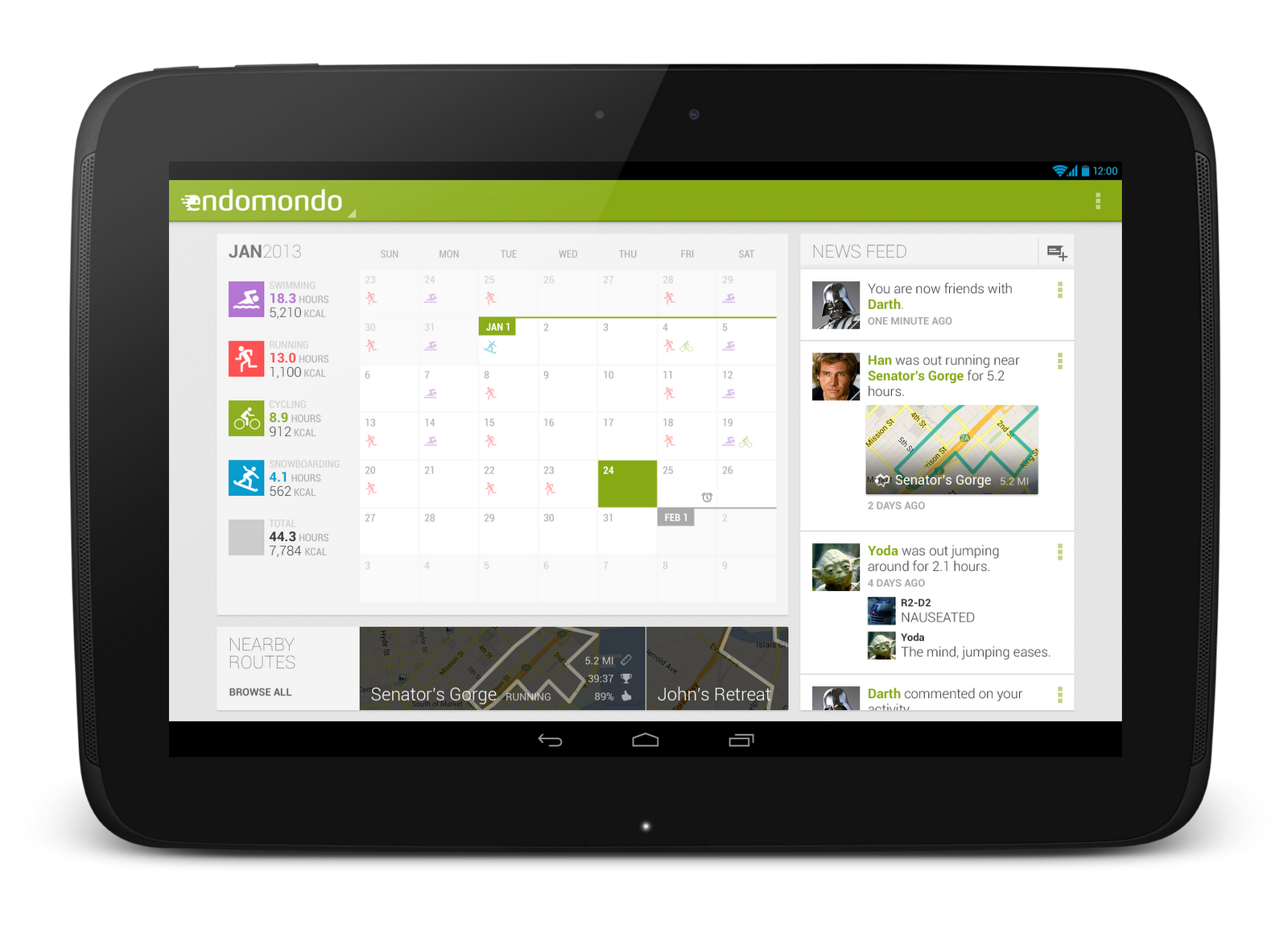 Design Tablett Android Developers Blog: Designing For Tablets? We're Here