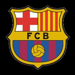 dream league soccer barcelona logo