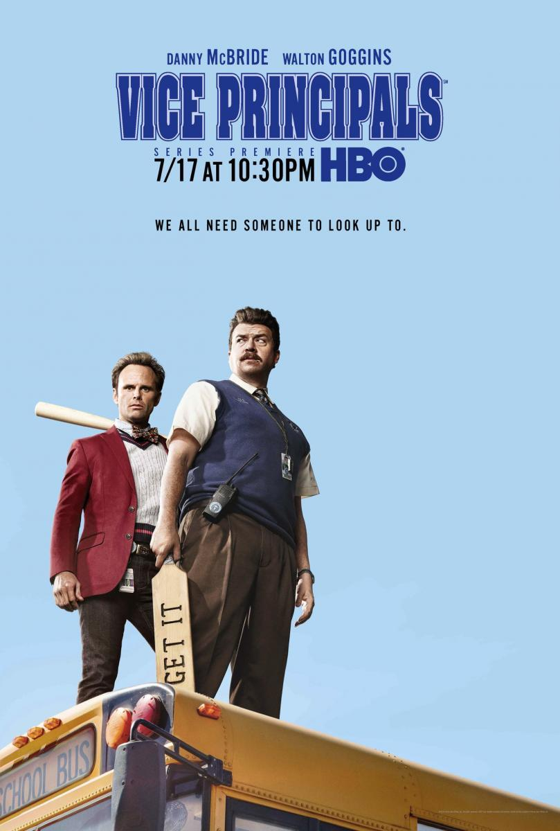 Vice Principals [Season 1] [2016] [DVD9] [NTSC] [Latino]