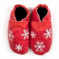 dc293d1f78341  CONCOURS  10 jours avant Noël   les chaussons Didoodam au pied du sapin