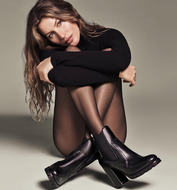 Arezzo Fall/Winter 2018 Campaign starring Gisele Bundchen