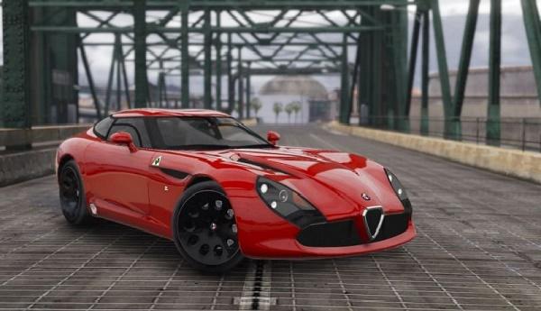 Permalink ke MOD Alfa Romeo TZ3 Stradale Oleh Zagato