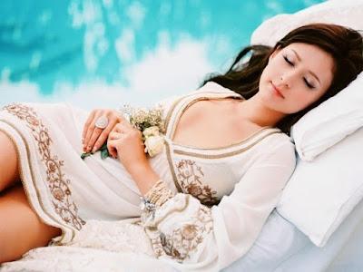 Women Health-Sleeping beauty