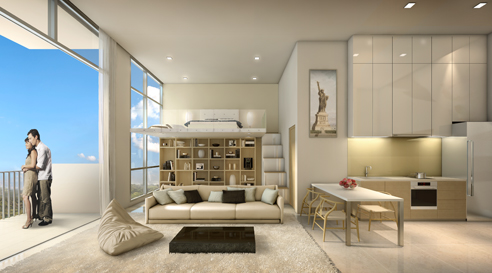 Hillion Residences A2 Suites