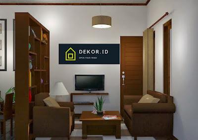 Dekorasi rumah minimalis type 30