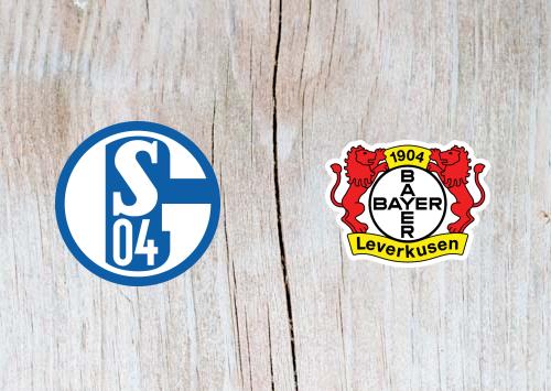 Schalke 04 vs Bayer Leverkusen - Highlights 19 December 2018