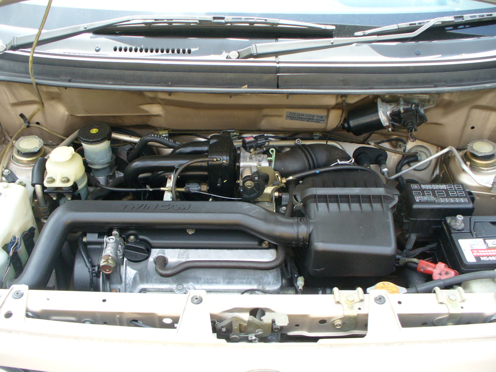 Perodua Kancil 850 Carburetor