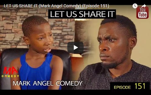 Mark Angel Comedy: Let Us Share It (Episode 151) [Download Video]