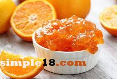 طريقة عمل مربي البرتقال