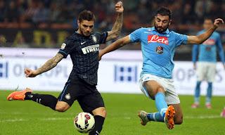 Napoli vs Internazionale
