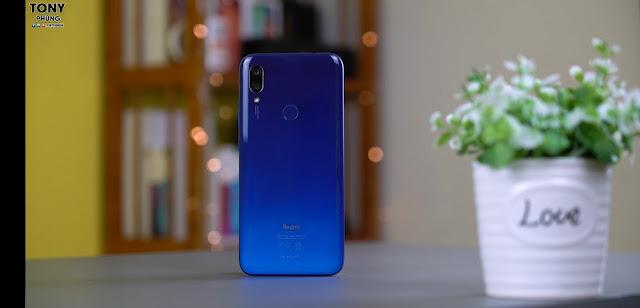 Redmi 7 Phone Real Photo