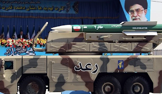Iran General: Our Missile Program Deters U.S. Military Strike