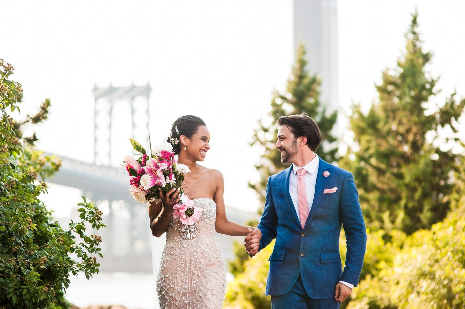 Central Park New York Wedding Photography