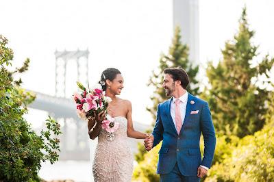 Lovely central park weddings, NY