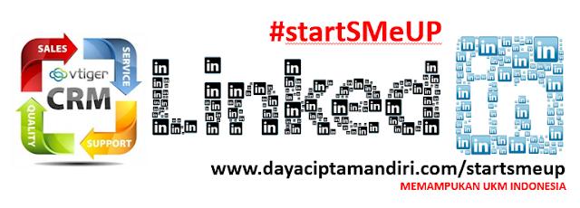 #StartSMeUP - divisi baru yang membantu transformasi digital UKM Indonesia
