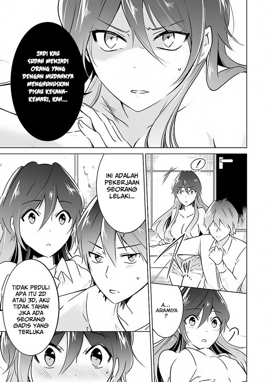 Baca Manga Chuuko Demo Koi Ga Shitai Chapter 19 Bahasa Indonesia