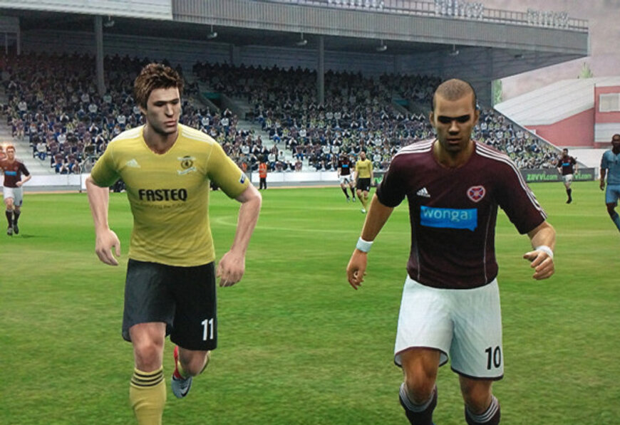 Only Pro Evolutions: [Xbox 360] PES 2013 option file: Daymos
