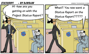 Project Status Reporting