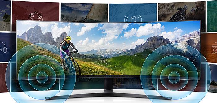 LC49J890DKEXXV, màn hình máy tính, màn hình samsung, màn hình cong, màn hình 49 inch